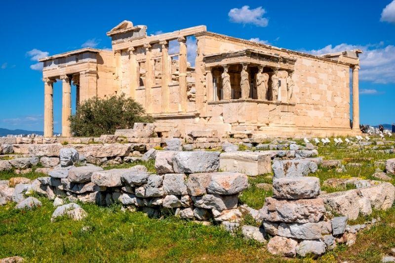 Temple of Erechtheion, Athens