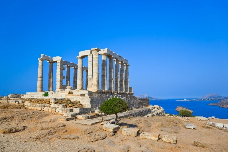 Temple of Poseidon, Athens