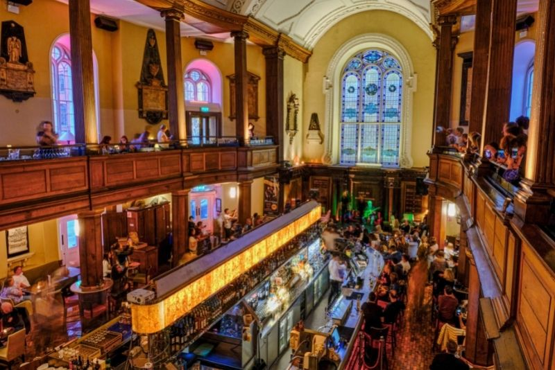 The Church Bar, Dublin