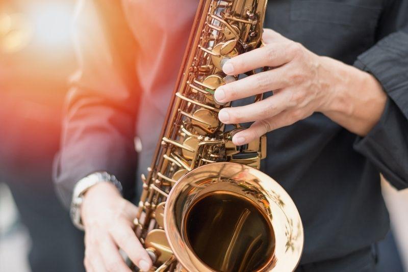 The Jazz Corner, Hilton Head Island