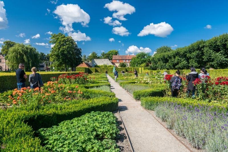 Der Königsgarten, Schloss Rosenborg