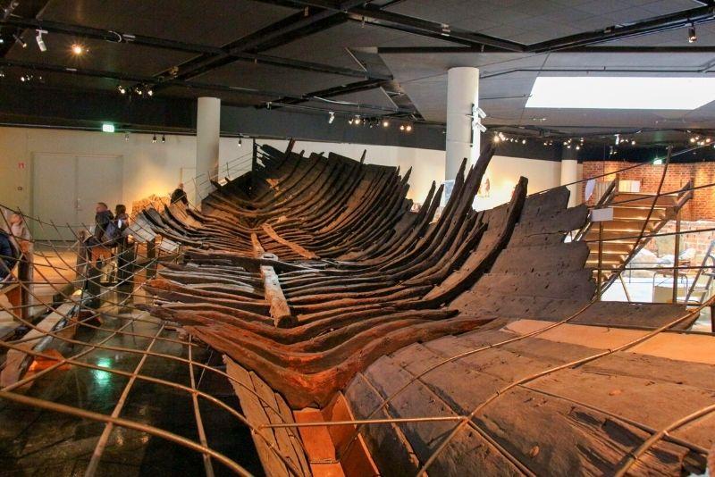 Il Museo Vichingo, Stoccolma