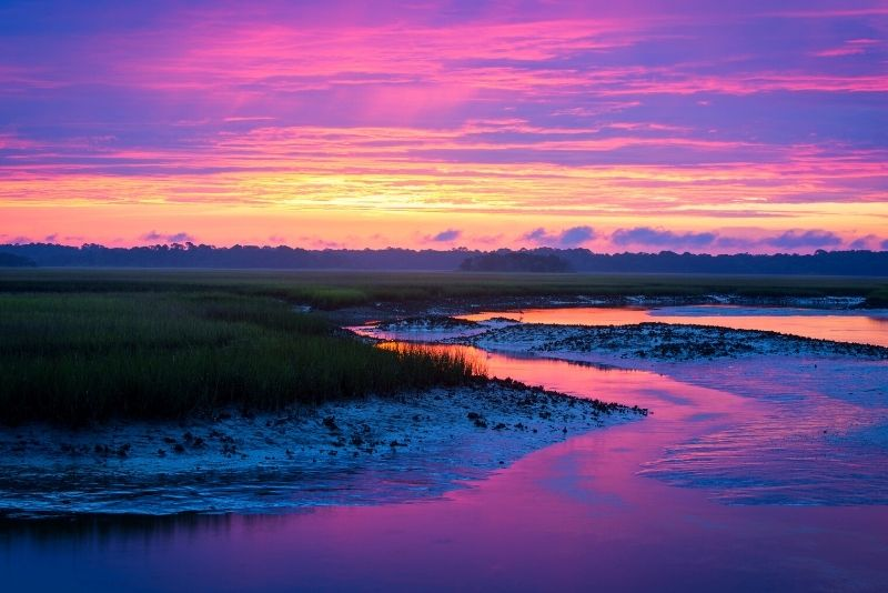 Timucuan Ecological and Historical Preserve, Jacksonville
