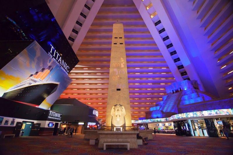 Titanic - The Artifact Exhibition, Las Vegas