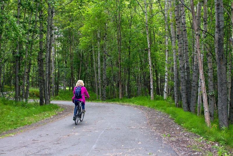 Tony Knowles Coastal Trail, Anchorage