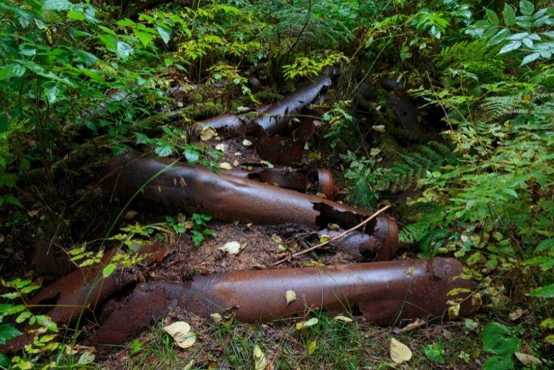 Treadwell Mine Historic Trail, Juneau, Alaska