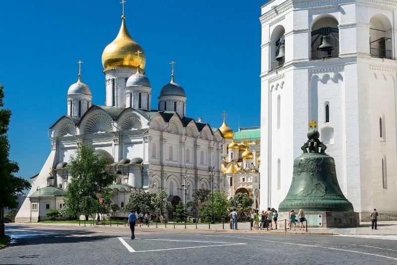 Tsar Bell, Moscow
