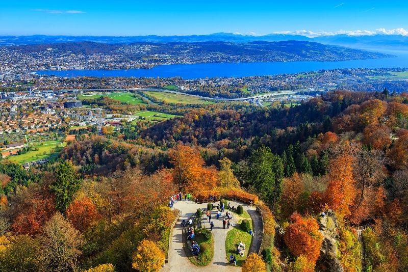 Uetliberg Mountain, Zurich