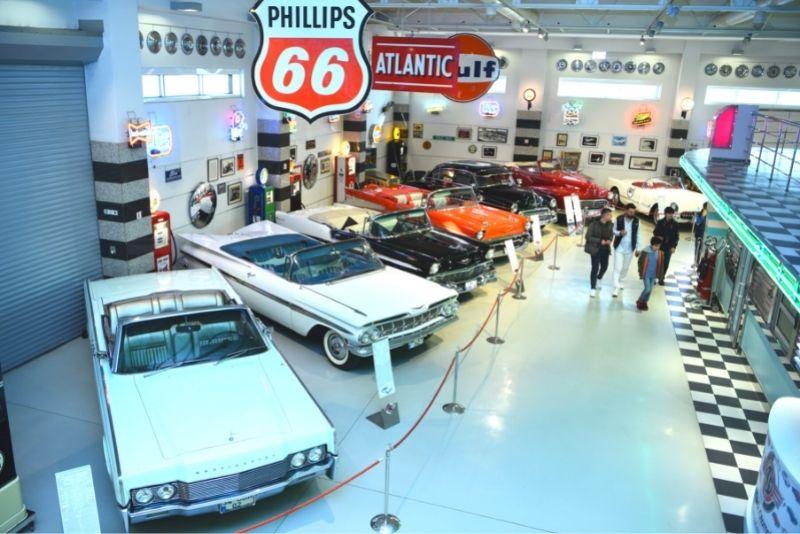 Ural Ataman Klasik Otomobil Museum, Istanbul