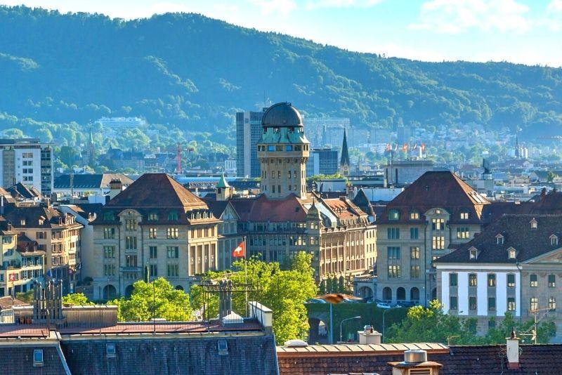 Urania Observatory, Zurich