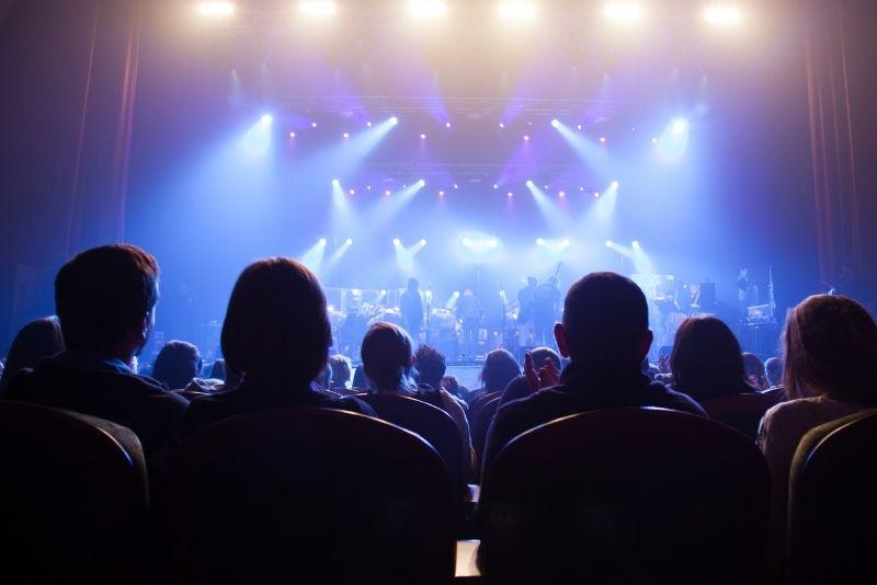 Van Wezel Performing Arts Hall, Sarasota