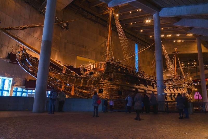 Museo Vasa, Stoccolma