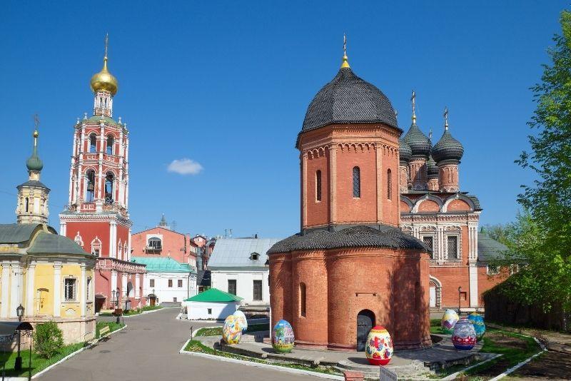 Vysoko-Petrovskiy Monastery, Moscow