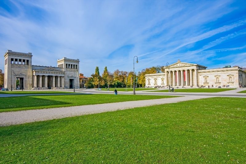 WWII and Third Reich walking tours in Munich