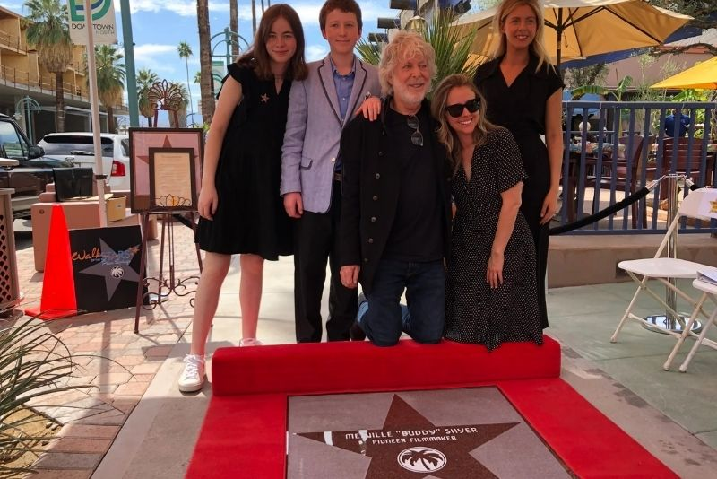 Walk of the Stars, Palm Springs