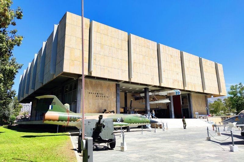 War Museum, Athens