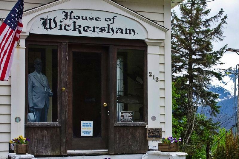Wickersham State Historic Site, Juneau