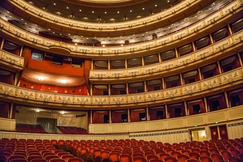 Opera di Stato di Vienna, Vienna