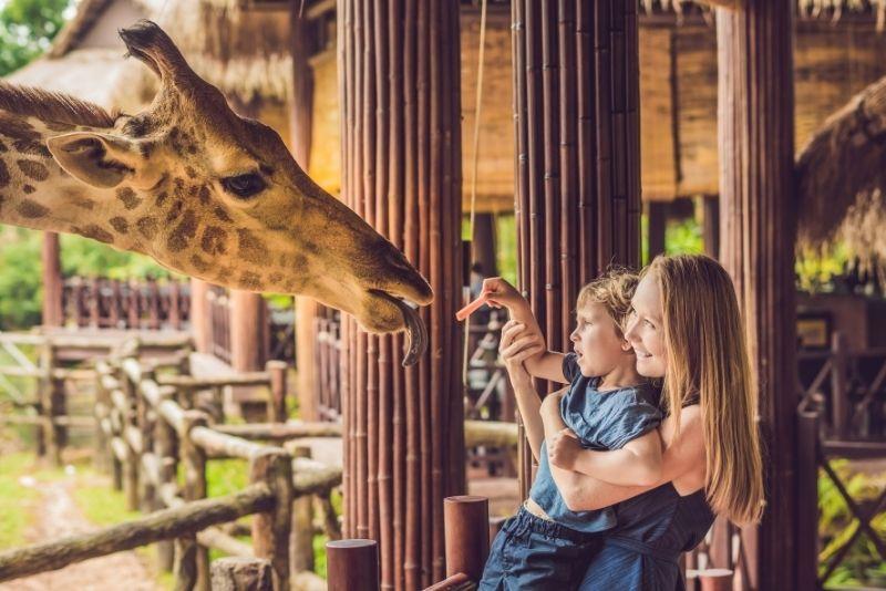 ZooWorld Zoological and Botanical Conservatory, Panama City Beach