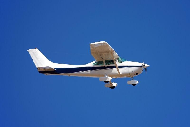 airplane tours in Zurich