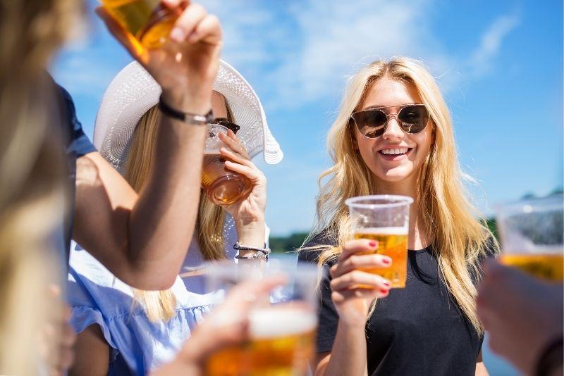 beer tasting in Charlotte