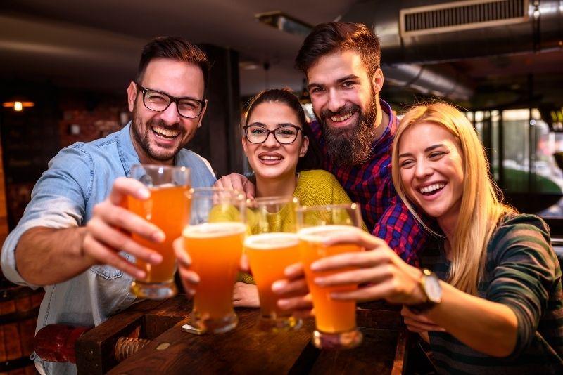 beer tastings in Manchester