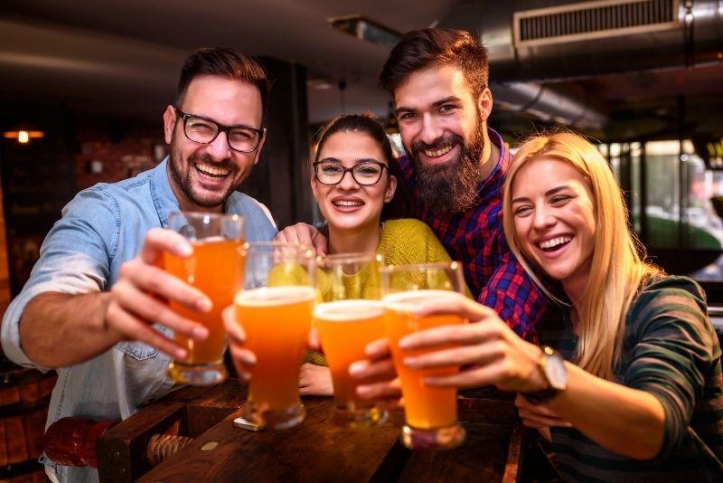 beer tastings in Montreal