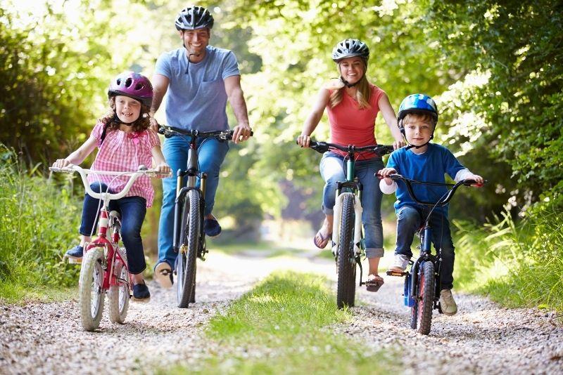 bike tour in Anchorage