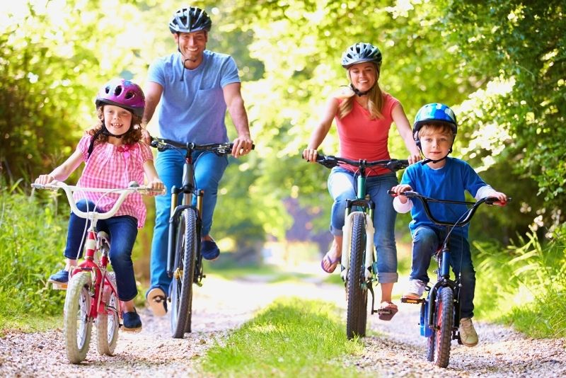 Fahrradtour in Dublin