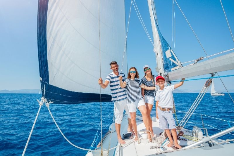 boat tours from Lagoon Pontoons, Panama City Beach