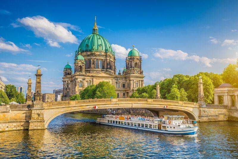 Bootstouren in Berlin