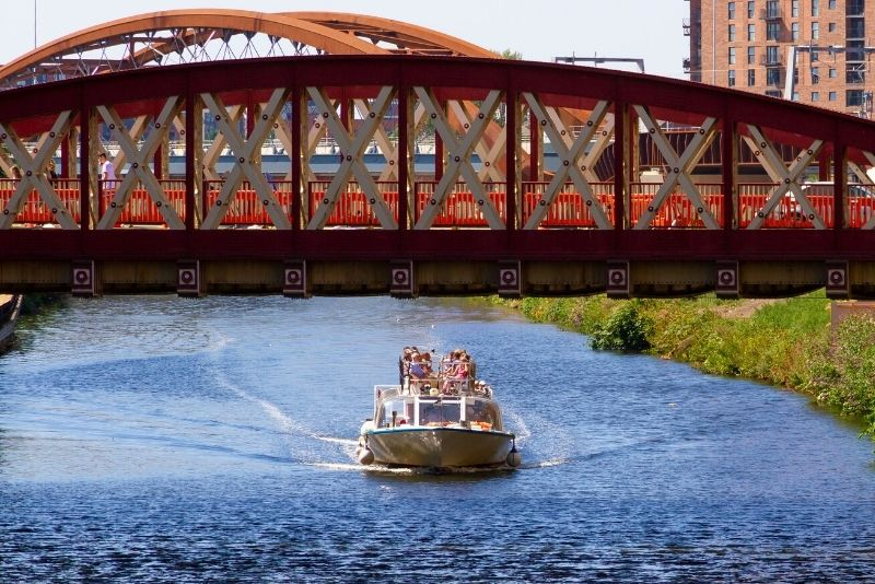 boat tours in Manchester