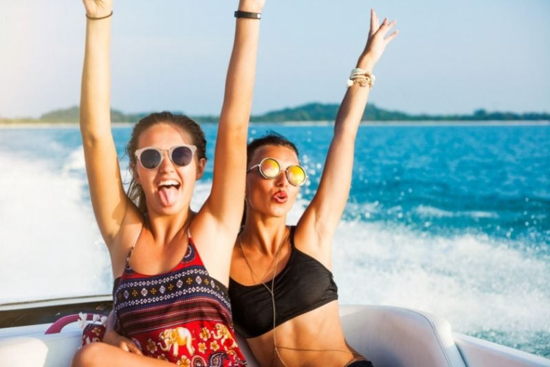 boat tours in St Thomas