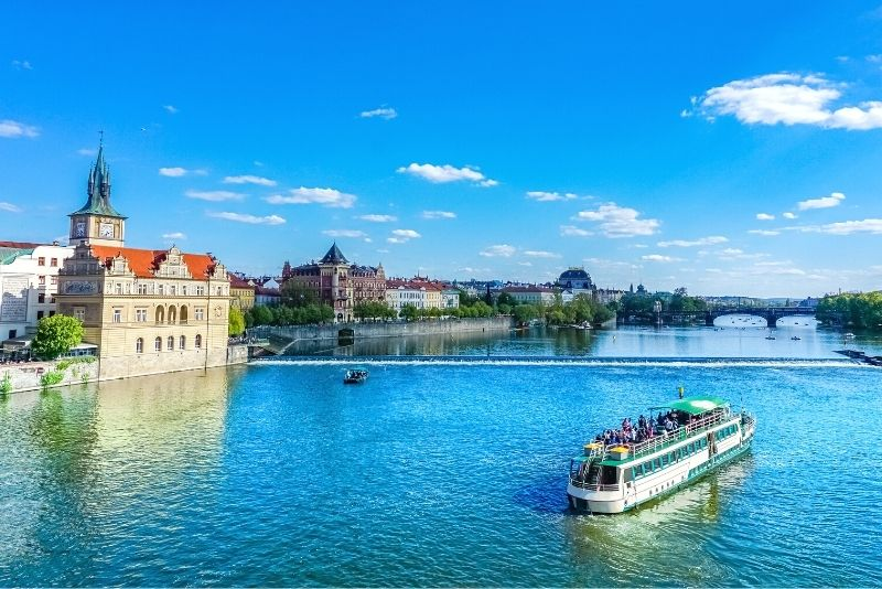 Bootstouren in Warschau