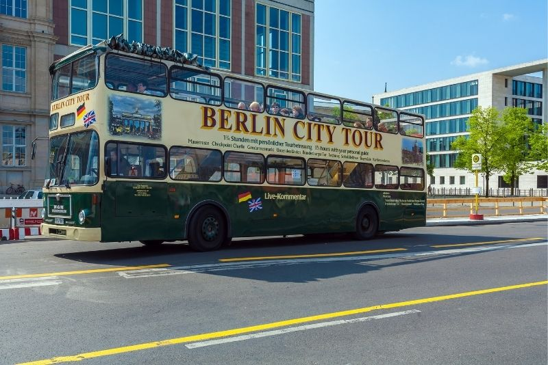 Busreisen in Berlin