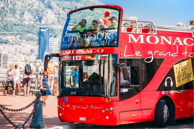 Busreisen in Monaco