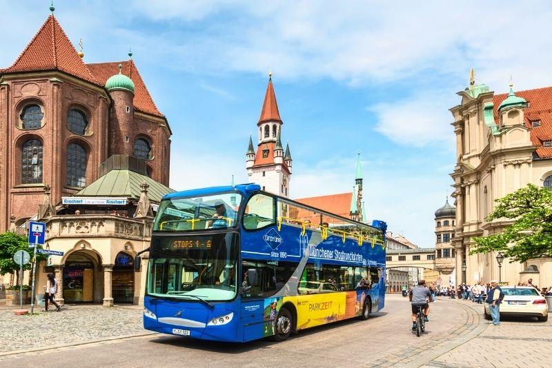 bus tours in Munich