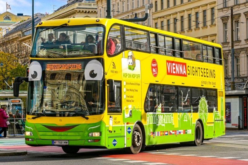 tour in autobus a Vienna