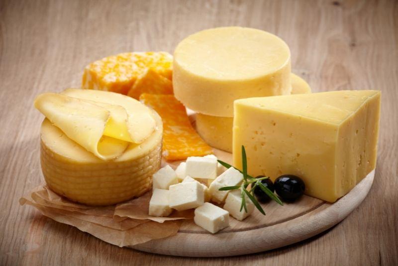 cheese tastings in Zurich