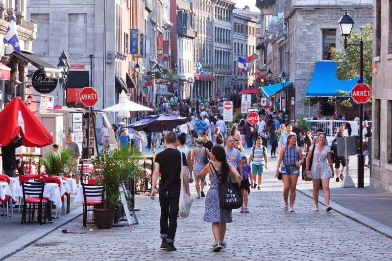 city tours in Montreal