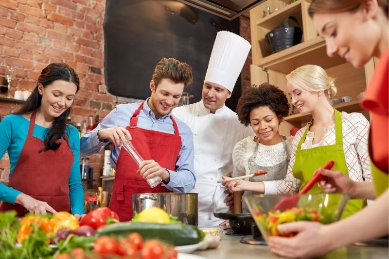 cooking classes in Athens
