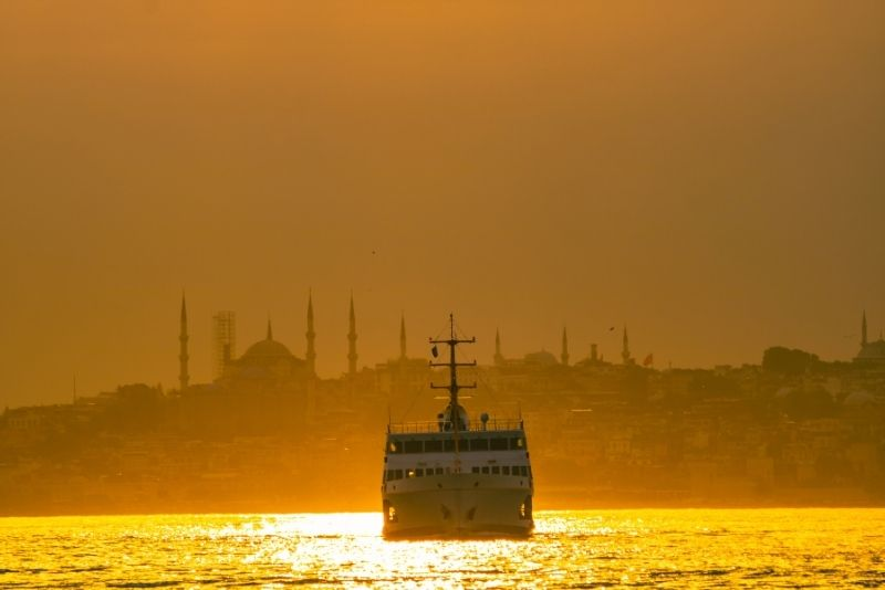 dinner cruise in Istanbul