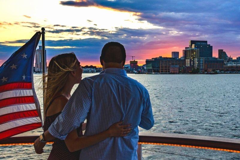 dinner cruises in Baltimore