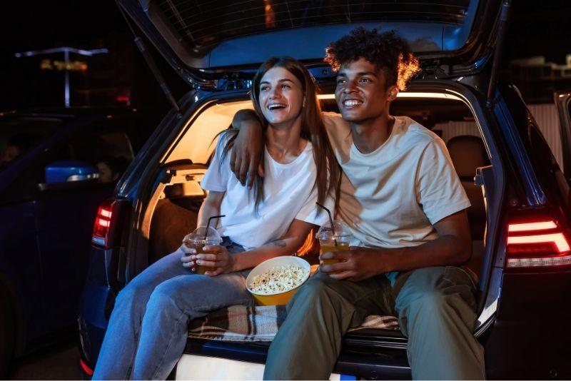 drive-in movies in Aruba
