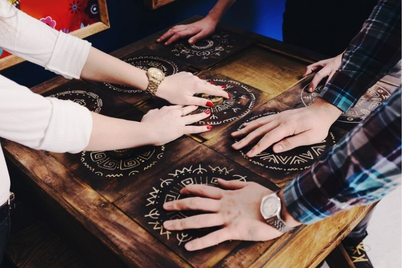 escape rooms in Manchester