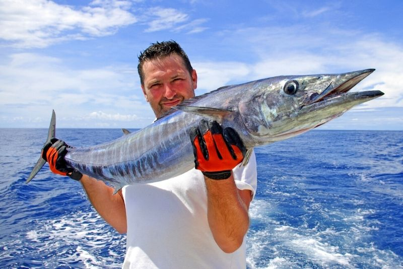 fishing in Aruba