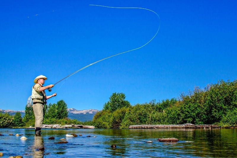fishing in Jackson Hole