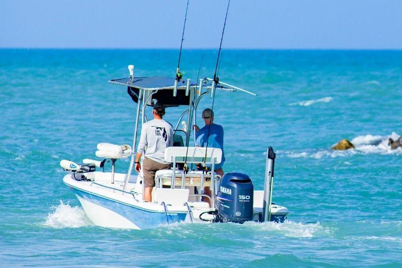 fishing trip in Destin