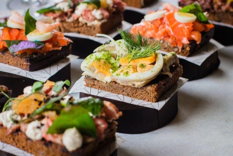 Essenstour in Kopenhagen