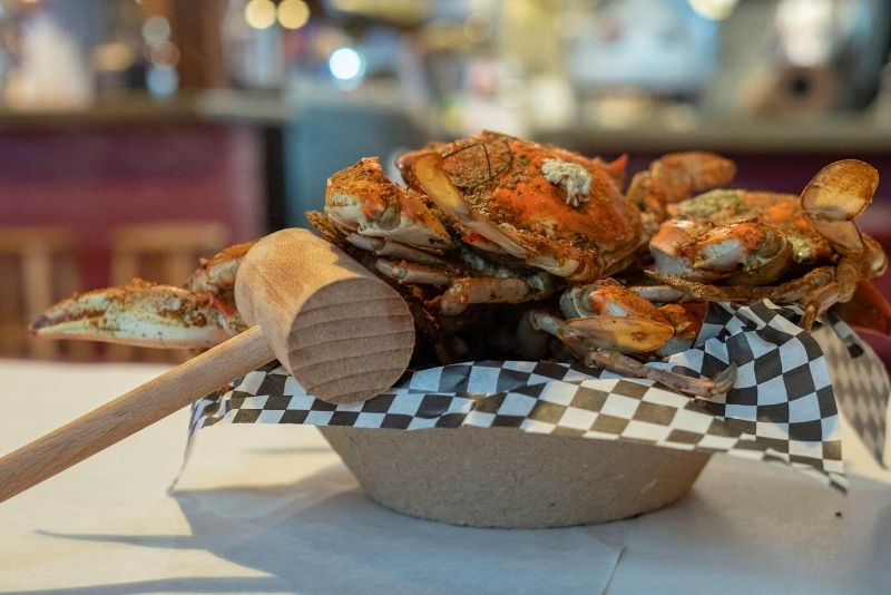 food tours in Baltimore